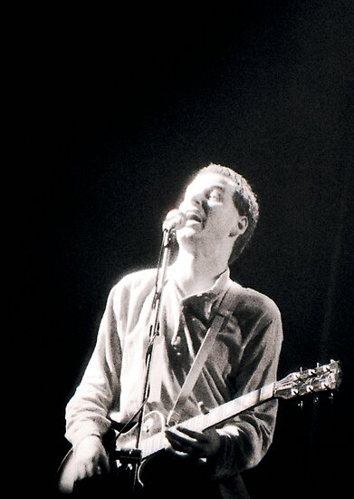 XTC - Andy Partridge by willb
