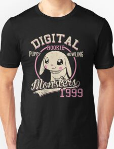 Puppy Howling Unisex T-Shirt