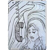 She Lives on Love Street iPad Case/Skin