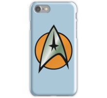 Star Trek Sciences - The Motion Picture iPhone Case/Skin