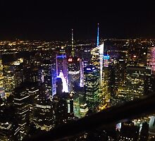 Empire State - New York by courdelle