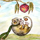 Jingle Possum Bells by Lorna Gerard