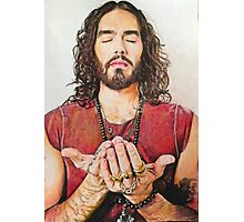 Russell Brand Fan art Photographic Print