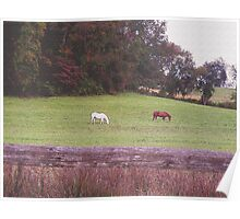 Green Pastures Poster