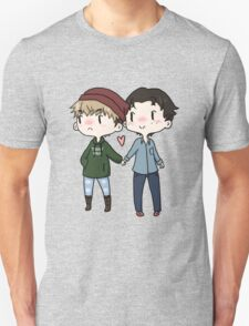 Red Beanies and Gay Babes T-Shirt