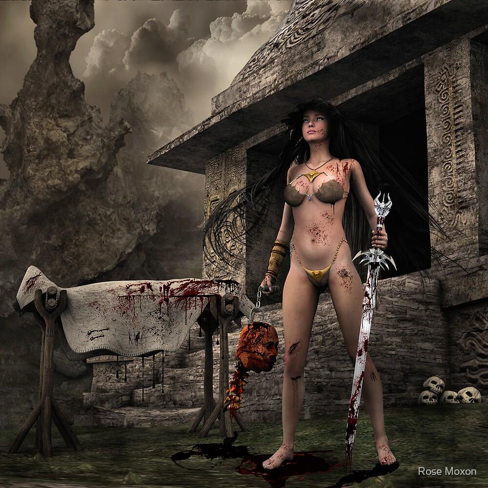 Blood by Rose Moxon