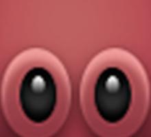 Emoji Octopus Sticker