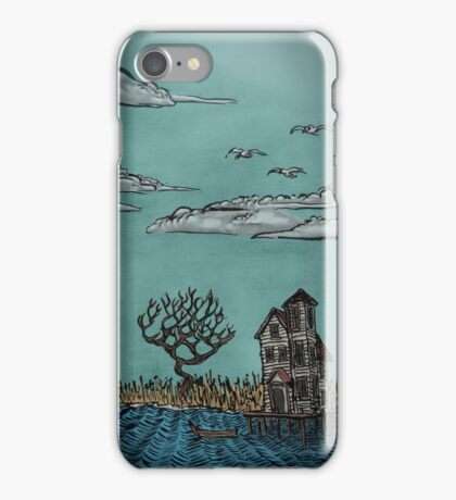 On Stilts by Ordovich iPhone Case/Skin