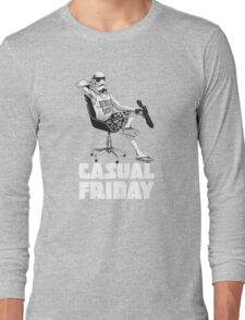 Casual Friday Long Sleeve T-Shirt