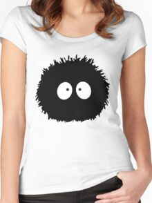 Soot Ball Women's Fitted Scoop T-Shirt