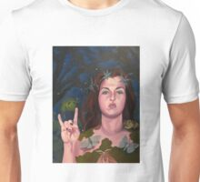 Lady of the Greenwood Unisex T-Shirt