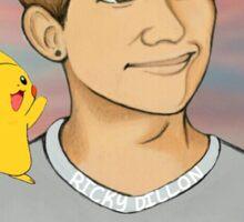 RICKY  Sticker