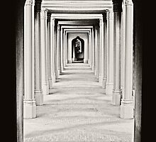 The Colonnade by drawwithlight