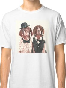 F.I.P. @ifitwags (The pointer brothers) Classic T-Shirt