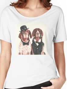 F.I.P. @ifitwags (The pointer brothers) Women's Relaxed Fit T-Shirt