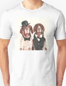 F.I.P. @ifitwags (The pointer brothers) Unisex T-Shirt