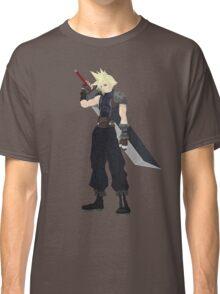 Cloud (FF7) Classic T-Shirt
