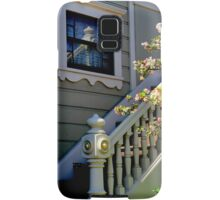 Upstairs Reflected, Downstairs Samsung Galaxy Case/Skin