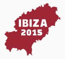 Ibiza map 2015 Kids Clothes