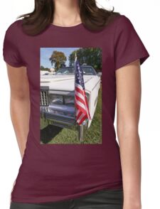 Beautiful American car  09 (c)(t) by Olao-Olavia / Okaio Créations with fz 1000  2014 Womens Fitted T-Shirt
