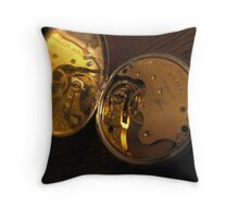 OLD WATCH Throw Pillow