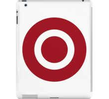 Roundel of the Latvian Air Force  iPad Case/Skin