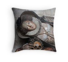 Eternity is a Long Long Time Throw Pillow