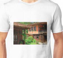 Traditional house in Koprivshtitsa, Bulgaria Unisex T-Shirt
