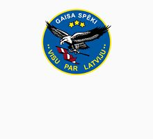 Emblem of the Latvian Air Force Unisex T-Shirt