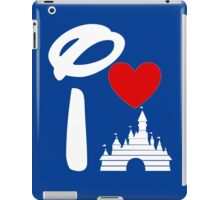 I Heart Sleeping Beauty (light) iPad Case/Skin