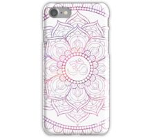 Pink Lotus iPhone Case/Skin