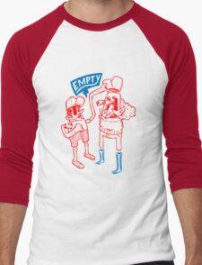 You Are Empty!  Men's Baseball ¾ T-Shirt