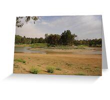 Inchiquin Lake, Clare, SA Greeting Card