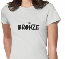 The Bronze (Buffy) Womens Fitted T-Shirt