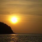 Sunset Cruise by Stangus