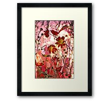 To My Jade with Love - Chine Colle Print Framed Print