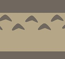 Totoro pattern by simbah