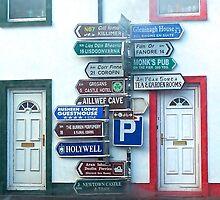 Irish Street Signs by Osbren