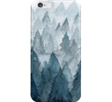 Clear Winter iPhone Case/Skin