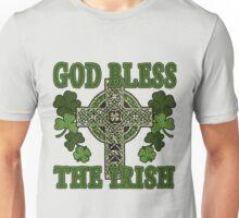 God Bless The Irish Unisex T-Shirt