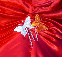 Butterfly dress by Duane Hurn
