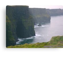 Cliffs of Moher in Ireland Metal Print