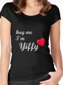 Feelin Yiffy Women's Fitted Scoop T-Shirt