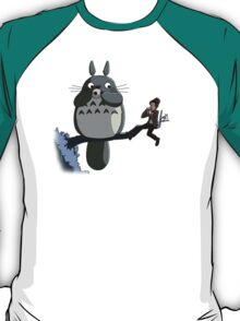 Totoro and the Doctor's Midnight Musicale T-Shirt