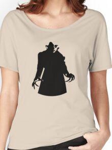 Nosferatu Returns For Halloween... Women's Relaxed Fit T-Shirt
