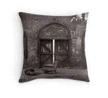 everything is ruined Throw Pillow