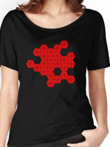 Evangelion – Emergency Women's Relaxed Fit T-Shirt