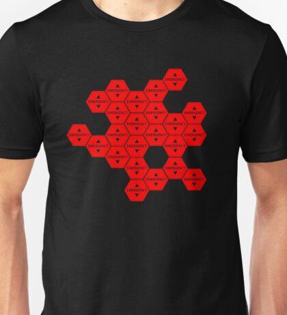 Evangelion – Emergency Unisex T-Shirt