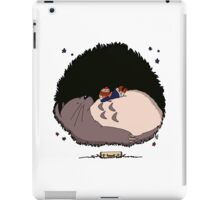 The Girl Who Napped iPad Case/Skin