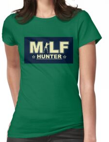 I Love Milfs Womens Fitted T-Shirt